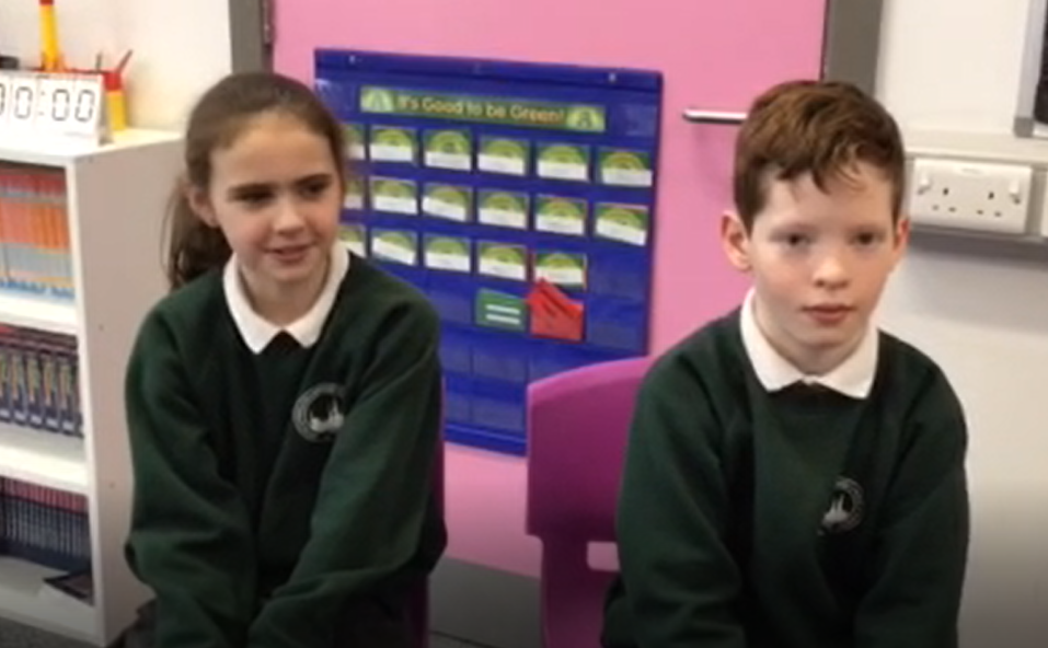 Children reflecting on Fake news and Brexit_Early Years